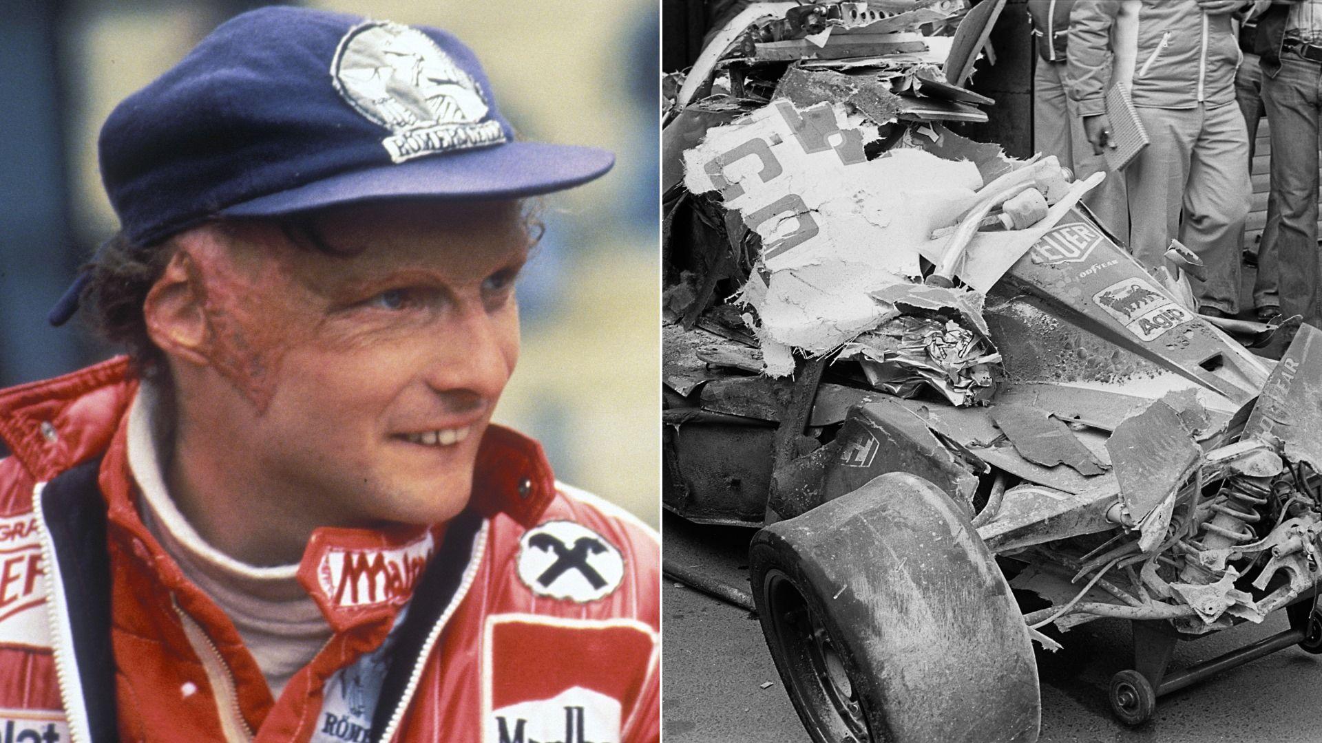 Niki Lauda nezastavil, aby zachránil umírajícího kolegu, a nelitoval toho. Co se stalo tři roky před známou nehodou?