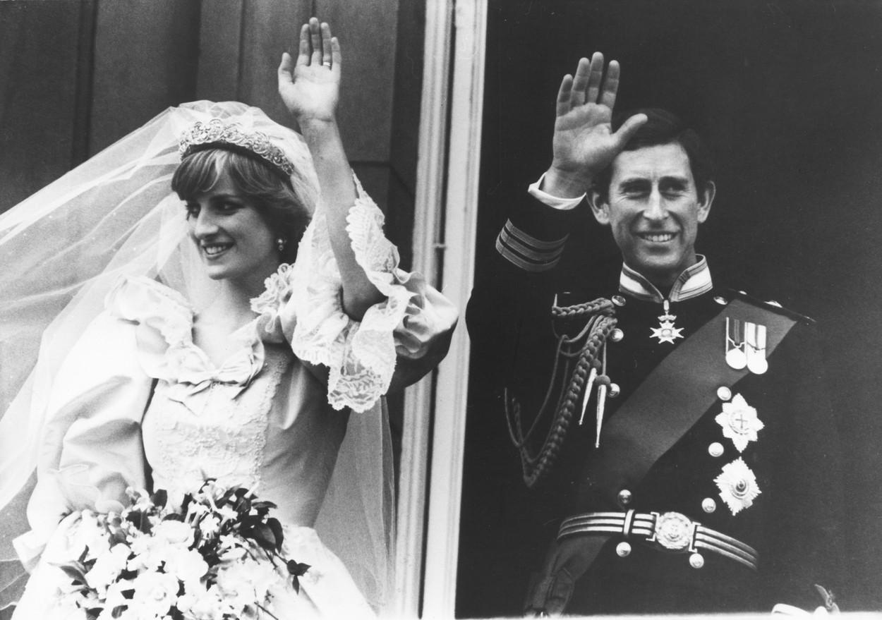 Princezna Diana a Charles: Věta její sestry zabránila Dianě odvolat svatbu století