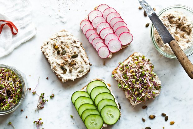 Celozrnný chléb bez hnětení 4 Foto: