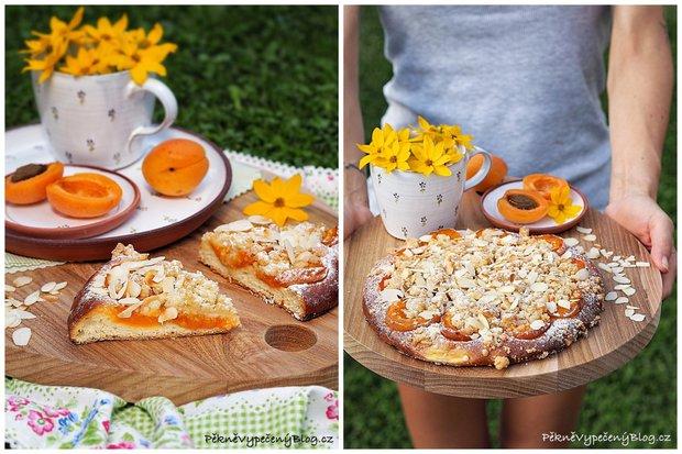 Kynuté koláče s meruňkami 2 Foto: