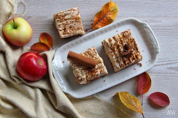 Rychlé jablečné řezy 2 Foto: