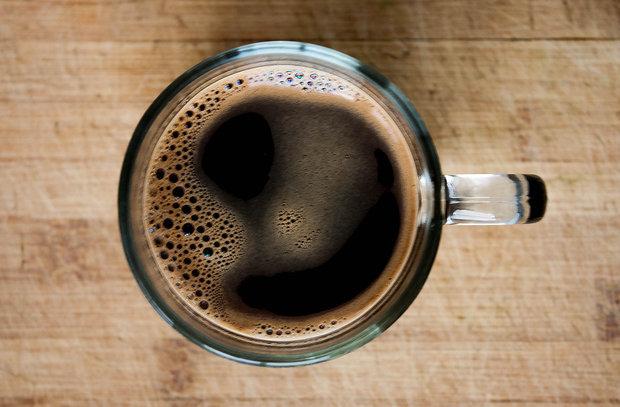 černá káva Foto: