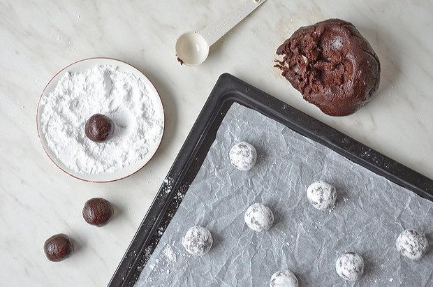 Popraskané sušenky 2 Foto: