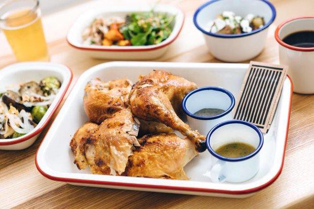 5 podniků, kde si vychutnáte kuře grilované i smažené 4 Foto: