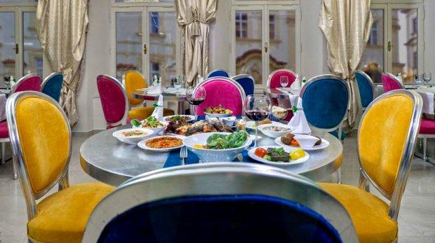 Syrská kuchyně na Bosch Fresh Festivalu 5 Foto: