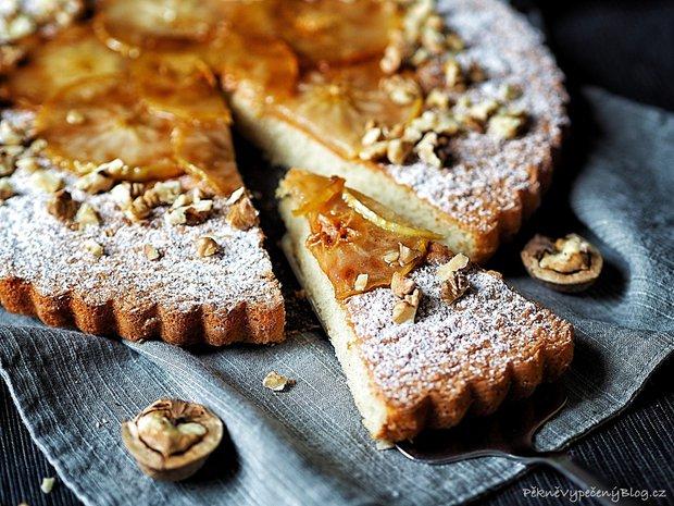 Lehký koláč s jablky 2 Foto: