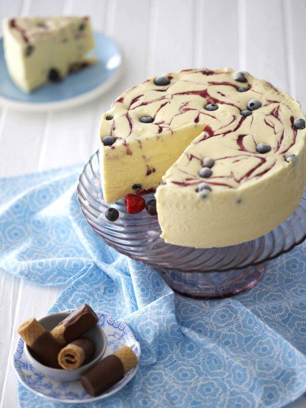 Zmrzlinový dort  Foto: