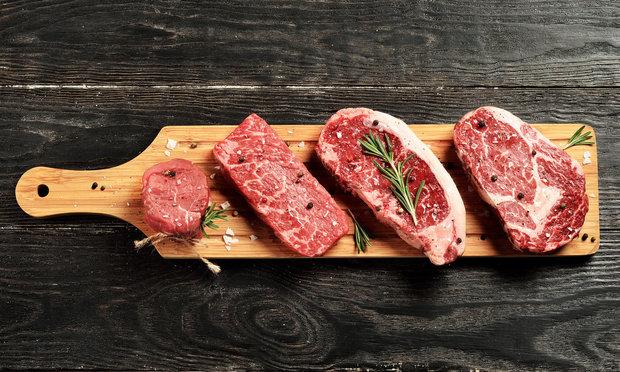 Každý kus masa se hodí k jiné úpravě! Foto: