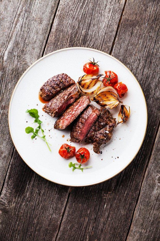 Připravte dokonalý steak  Foto: