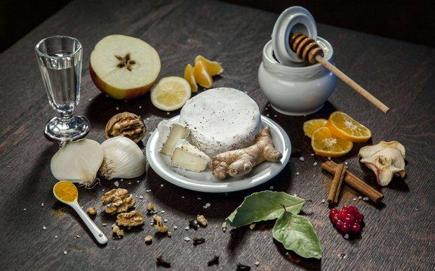 Hermelín s fíkovým čatní Foto: