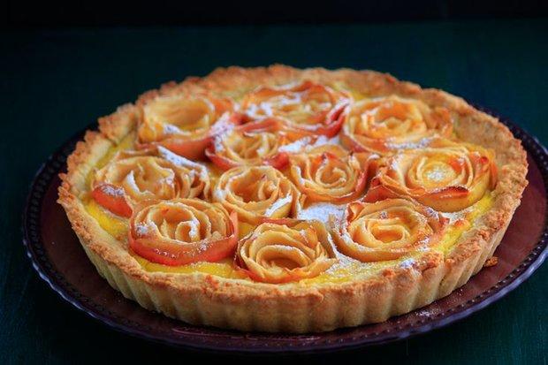 Růžičkový koláč Foto: