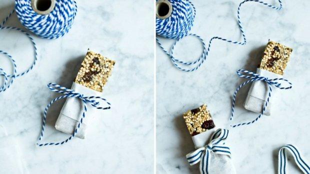 Ovesné-quinoa müsli tyčinky Foto: