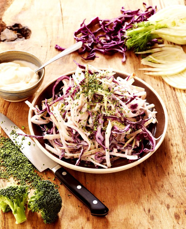 Jižanský coleslaw od DJ BBQ  Foto: