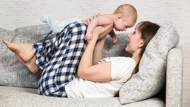Hrajte si s vaším dítětem. Čím víc, tím líp Foto:
