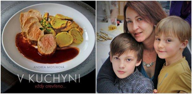 V kuchyni vždy otevřeno - kuchařka Foto: