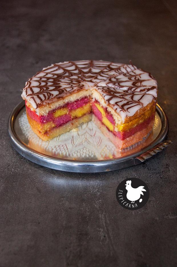 Punčový dort 2 Foto: