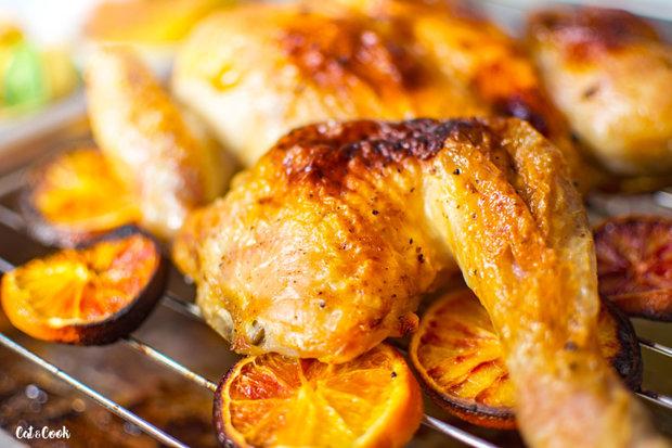 Pečené kuře s domácím pestem 3 Foto: