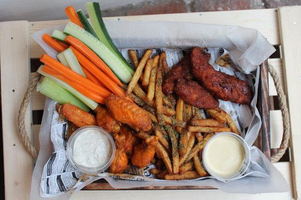 5 podniků, kde si vychutnáte kuře grilované i smažené 5 Foto: