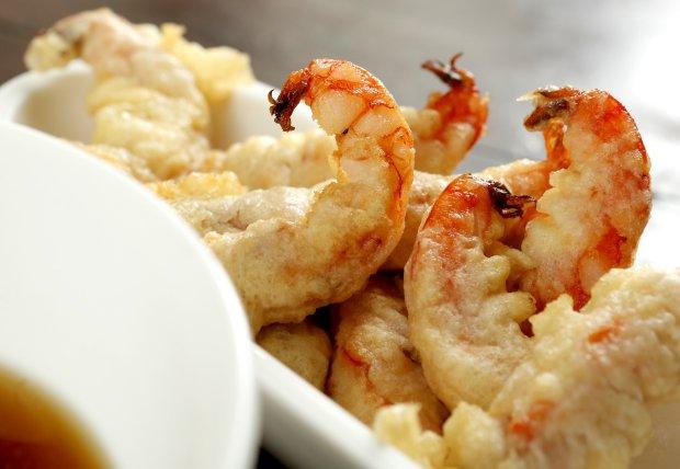 Krevetová tempura Foto: