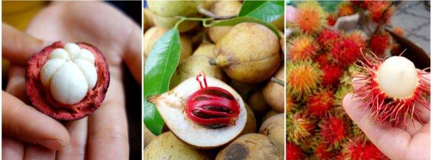Za jídlem do Malajsie - exotické ovoce Foto:
