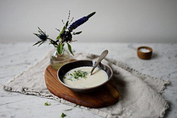 Polévka z bílých fazolí 2 Foto: