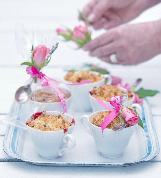 Krambl v šálku  Foto: Láska prochází kuchyní