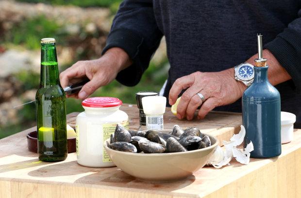 Pečené slávky na pivu 3 Foto: Marek Dienstl