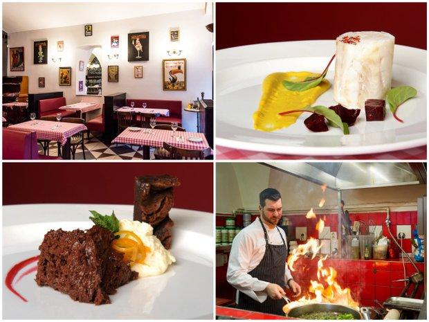 Ochutnejte nová menu v pražských restauracích 8 Foto: