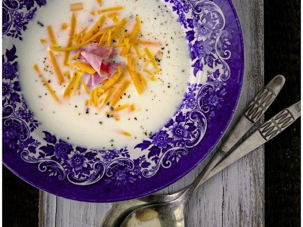 Chřestová polévka 2 Foto: