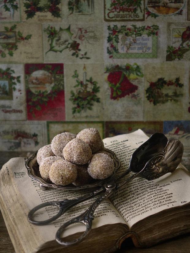 Cappuccino kuličky z bílé čokolády 2 Foto: