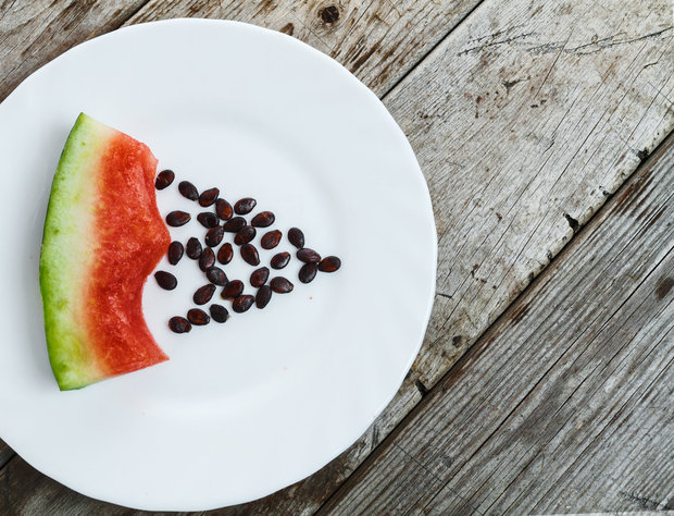 melounová semínka Foto: