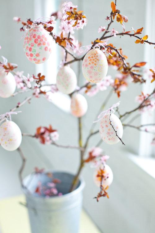 velikonoční stromečky 1 Foto: