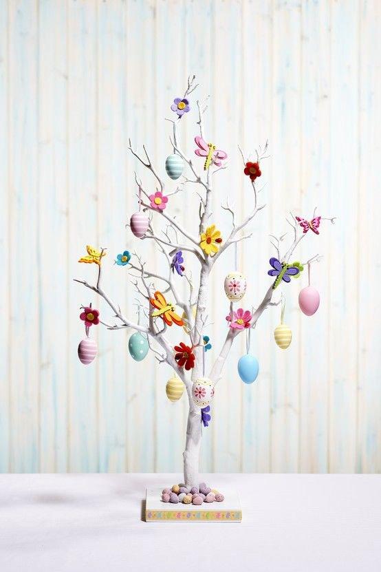velikonoční stromečky 3 Foto: