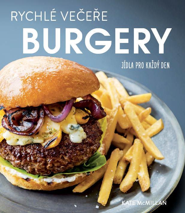 Rychlé večeře - Burgery Foto:
