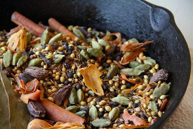 Kašmírská smažená žebra Foto: Just Spice