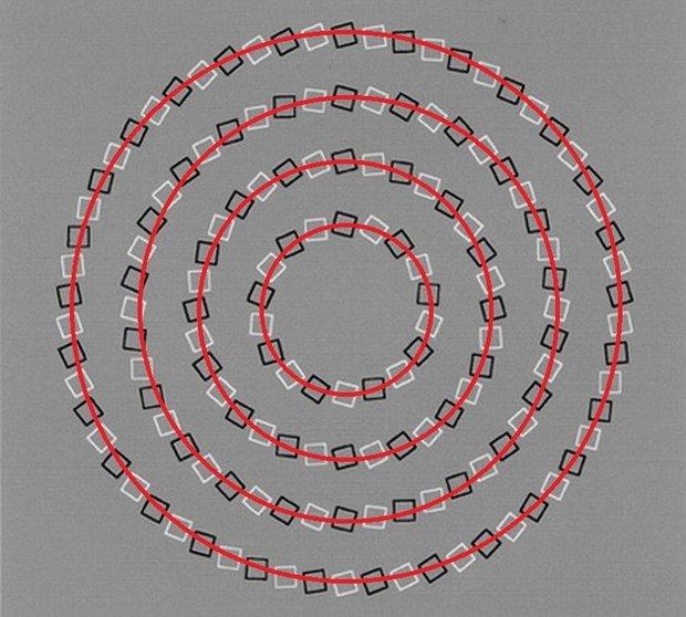 Optické iluze 2 - Obrázek 18 Foto: