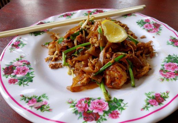 Za jídlem do Malajsie - Char Koay Teow Foto:
