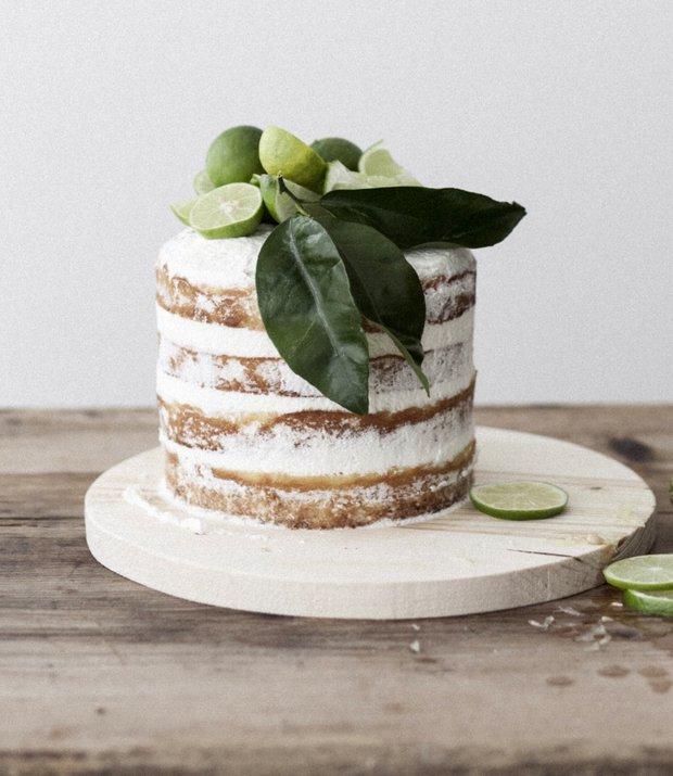 Limetkový dort  Foto: