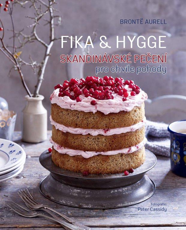 FIKA & HYGGE - Skandinávské pečení pro chvíle pohody Foto: