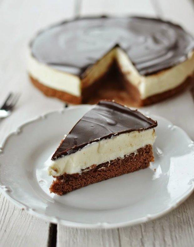 Tvarohový dort Míša  Foto: