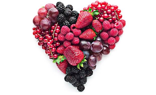 Ovoce pro vaše zdravější srdce Foto: