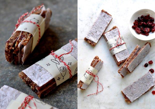 Vesmírné sušenky se sušeným ovocem  Foto: