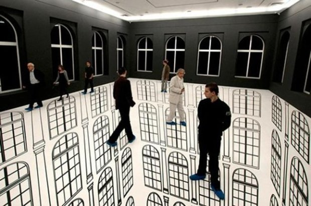 Optické iluze 2 - Obrázek 19 Foto: