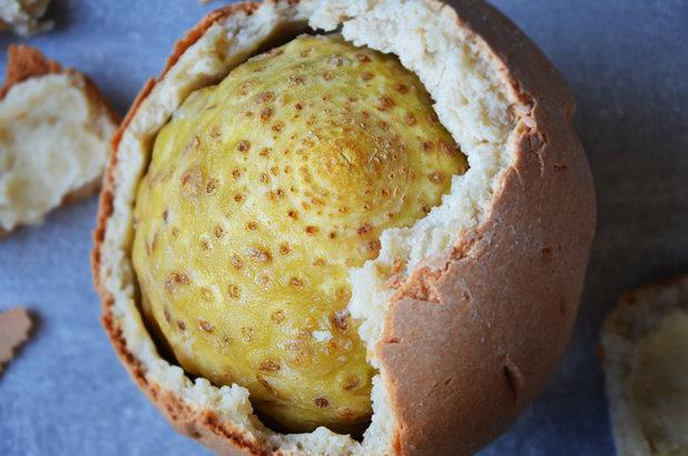 Celer pečený ve slaném těstě 3 Foto: