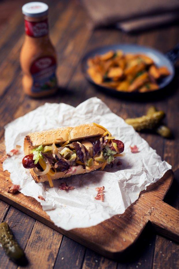 Hot dog je nový burger! 2 Foto: