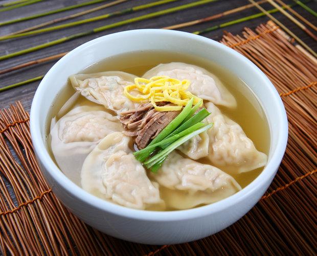 Korejská kuchyně 5 Foto: