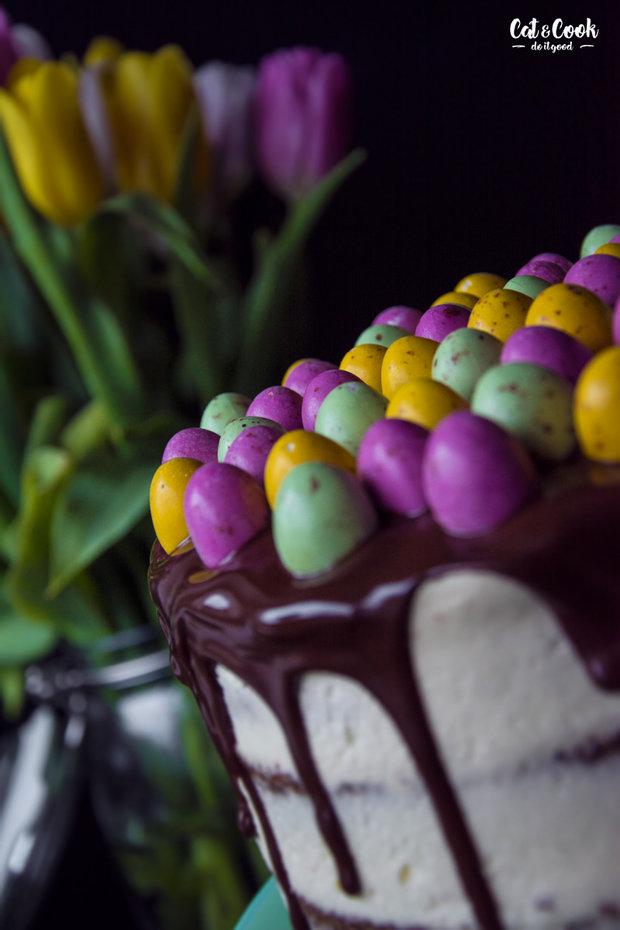 Sváteční dezerty: velikonoční mrkvový dort 3 Foto: