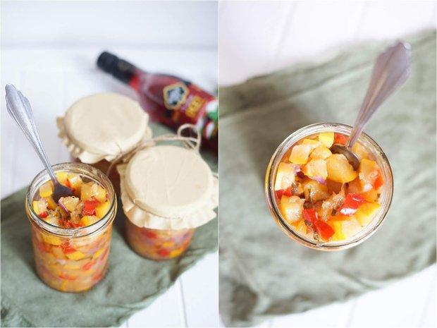 Cuketová salsa Foto: