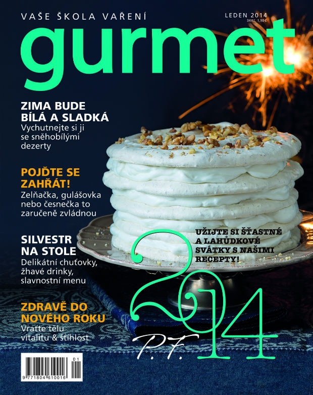 Gurmet - leden 2014