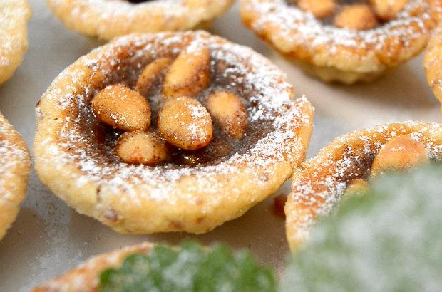 Sicilské mandlové koláčky  Foto: